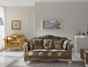 Мягкая мебель Vanity фабрика Cis Salotti