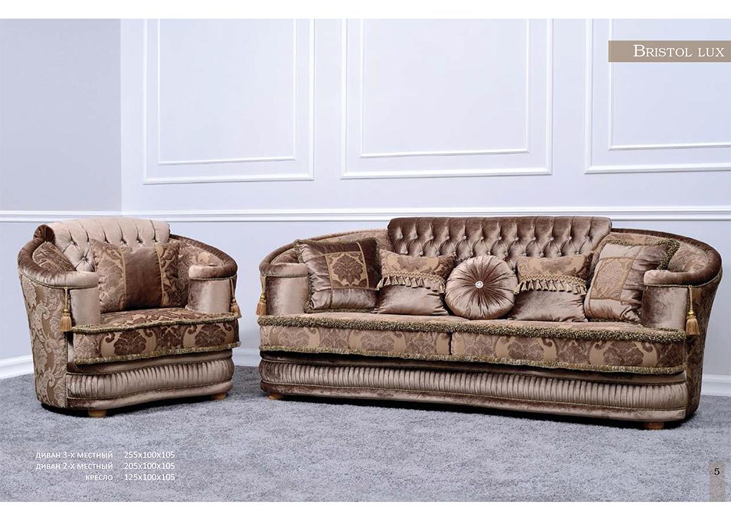 Мягкая мебель Bristol, фабрика Francheska mobili