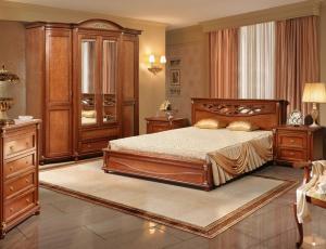 Спальня Валенсия фабрика Пинскдрев