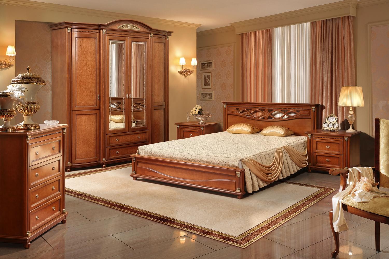 Спальня Валенсия, фабрика Пинскдрев