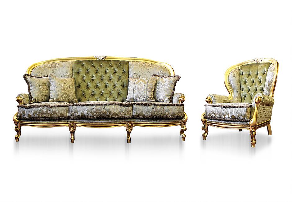 Мягкая мебель Рим, фабрика DaVinci Group