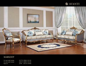 "Мягкая мебель ""Камелот"" 6010 фирма Аванти"