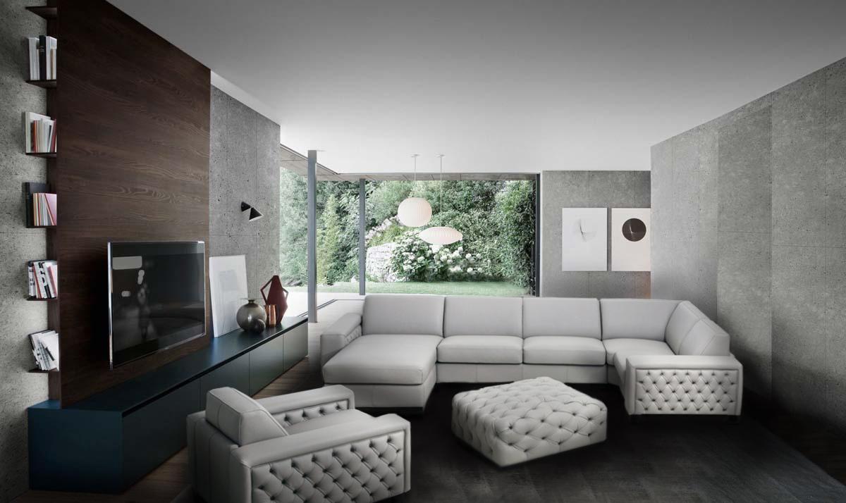 Мягкая мебель Cristina, фабрика Lorusso Divani