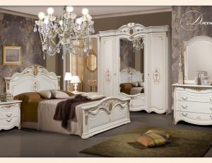 Спальня Джоконда 2Д1 фабрика Слониммебель