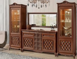Гостиная Новита фирма Топ-мебель