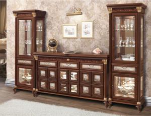 Гостиная Венеция фирма Топ-мебель