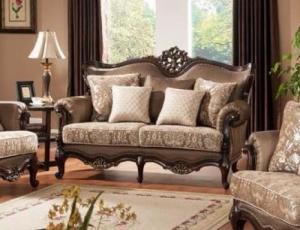 Мягкая мебель BIANKA-1 CHOCO фирма Эдем