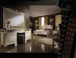 Спальня Mythos фабрика Arredo Classic