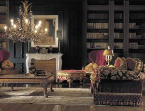 Коллекция Temptations Plaza sofa set фабрика Jumbo Италия