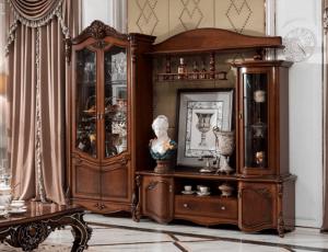 Гостиная Каролина фирма Топ-мебель