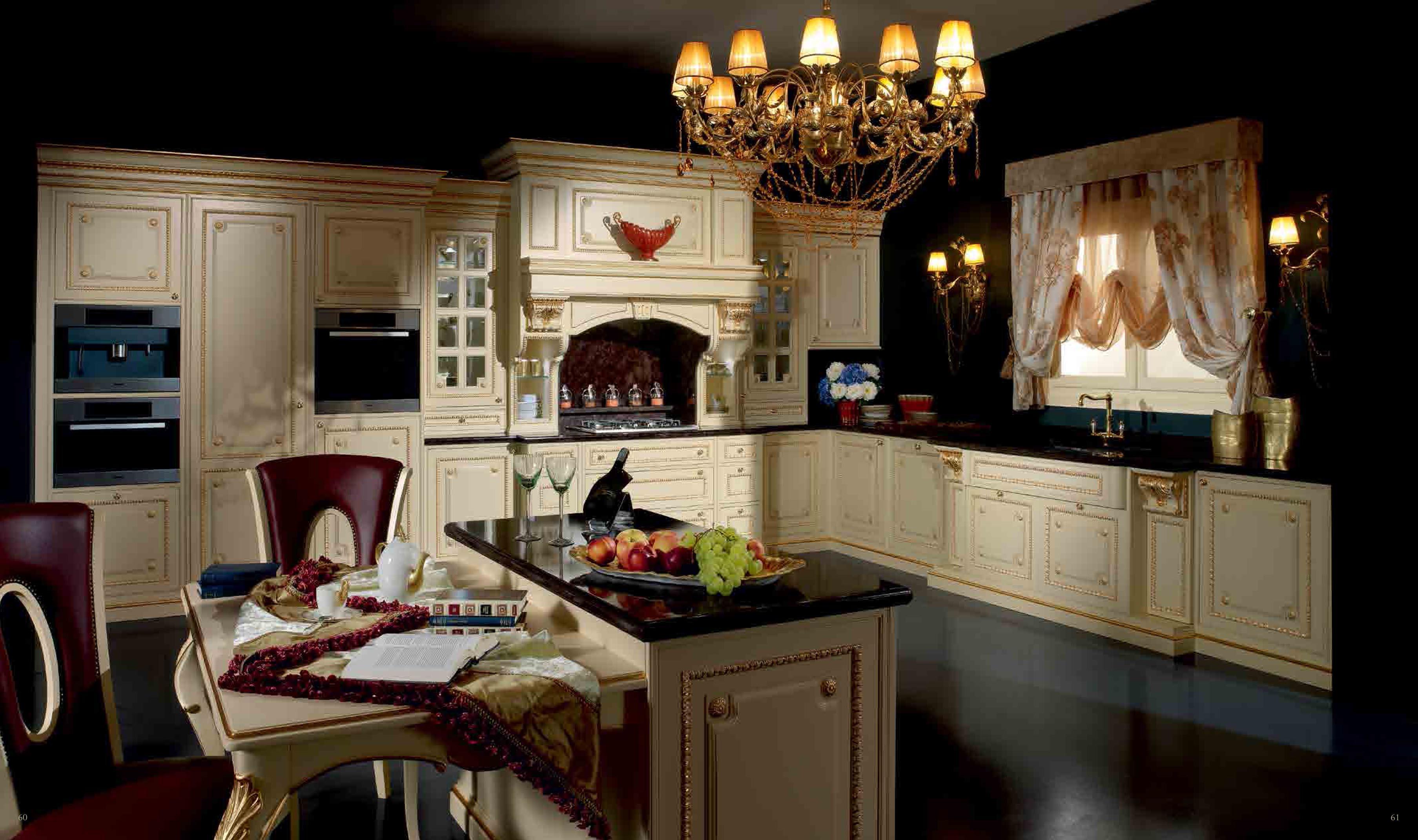 Кухня Maria Regina, фабрика Moletta CO