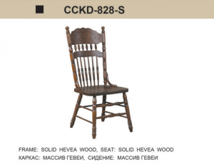 Столы и стулья из массива Нео классика фирма Аванти Китай