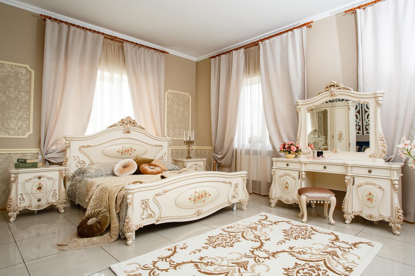 Спальня Монна Лиза, фабрика Милана групп