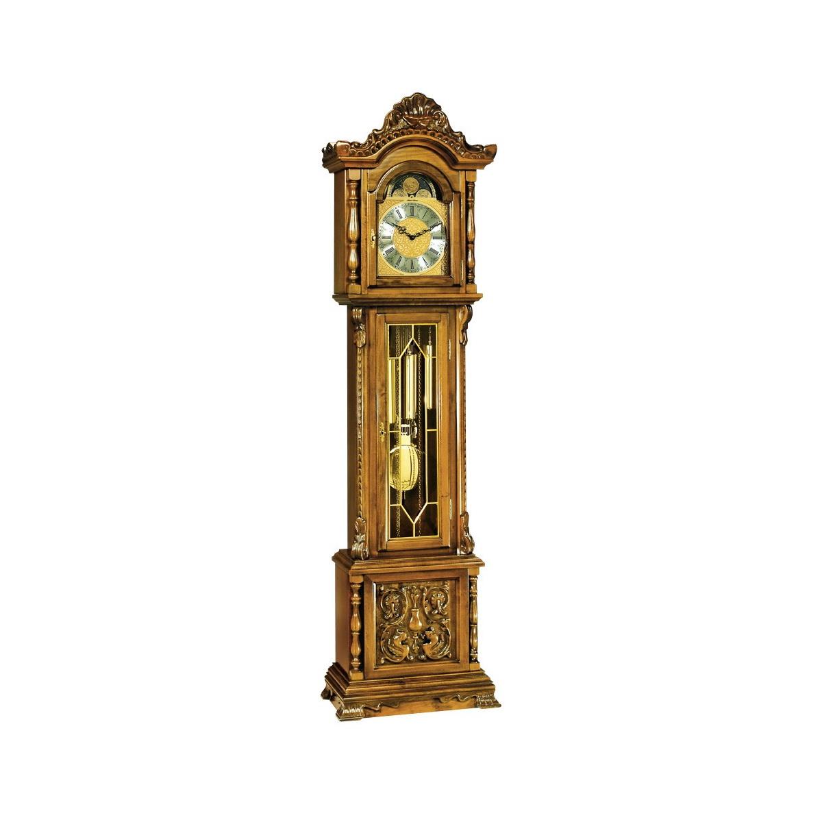 После того, как мой отец создал корпусы для будущих часов, он пришел в лучшую немецкую компанию «kieninger», работающую с года, чтобы купить у них механизмы.