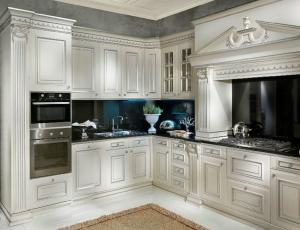 Кухня Diva фабрика  Lubiex