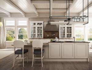 Кухни  классического стиля фабрика Stosa
