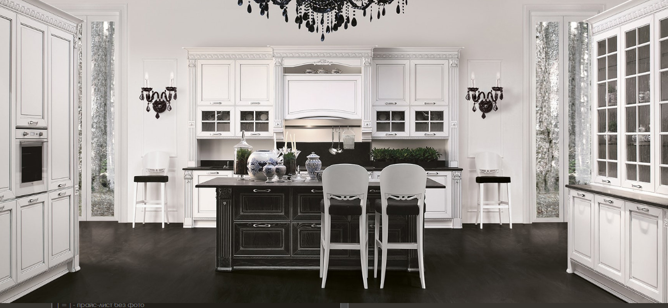 Кухни  классического стиля, фабрика Stosa