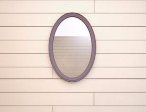 Зеркало овальное Леонтина