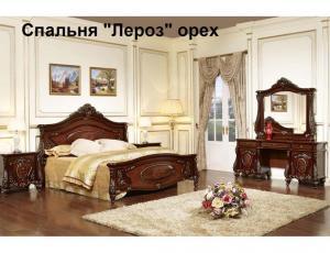 Спальня Лероз орех фабрика Sofa-M  (склад)