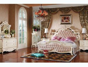 Спальня Лоренцо белая  фирма Kartas Китай