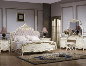 Спальня Магдалена белая фирма Kartas Китай