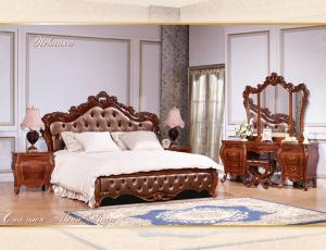 Спальня Мона Лиза орех фирма Kartas Китай