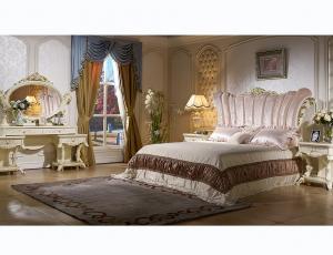 Спальня Роял белая фирма Kartas Китай
