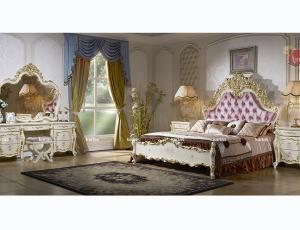 Спальня София белая фирма Kartas Китай