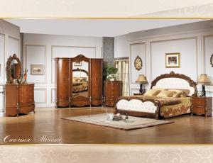Спальня Моника орех фирма Kartas Китай