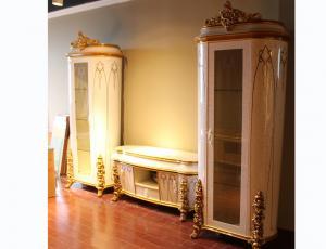 Гостиная Клеопатра белая 3901W фирма Fanbel