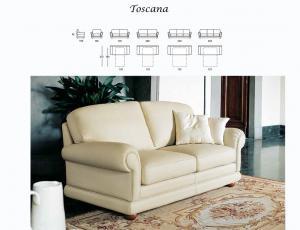 Мягкая мебель Toscana фабрика Bedding Италия