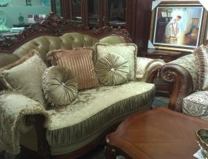 Мягкая мебель Милорд фирма Аванти