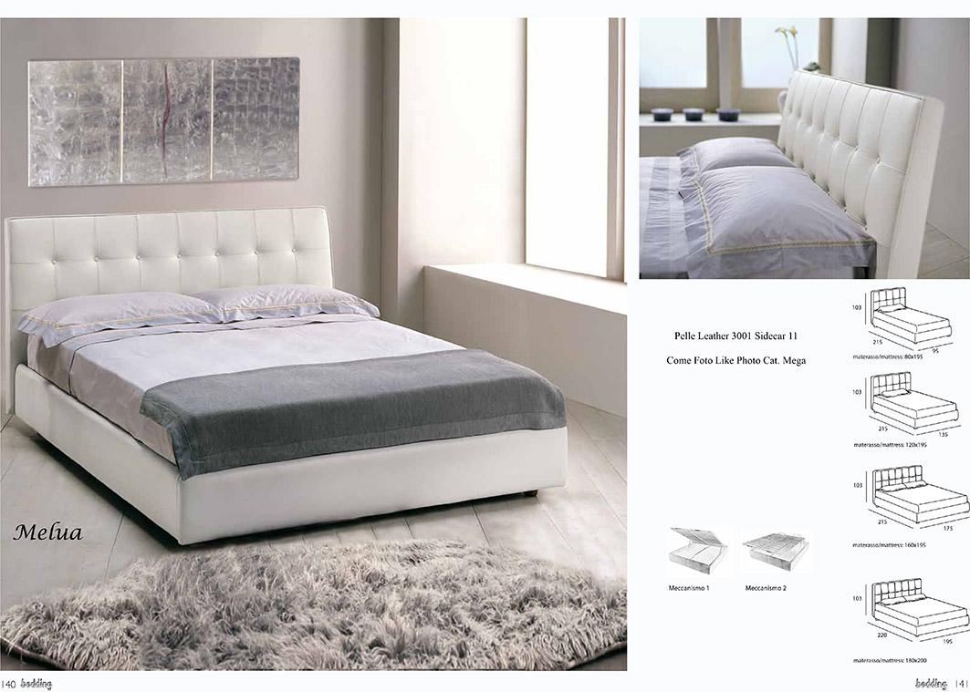 спальня Melua фабрика Bedding италия каталог мебели стол шкаф