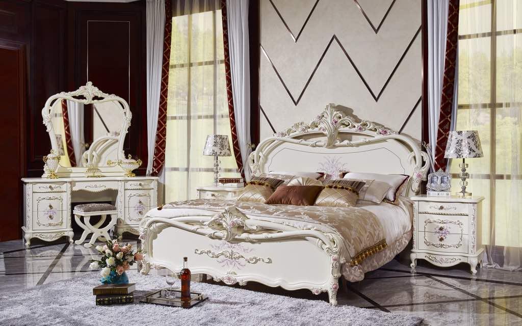 Спальня Оливия светлая, фабрика Sofa-M