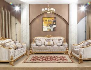 Мягкая мебель MONARCH I фирма Анна Потапова