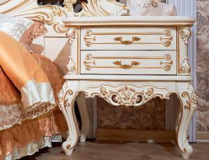 Спальня Федерика крем фабрика Арида