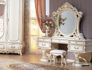 Спальня Каролина крем фабрика Арида