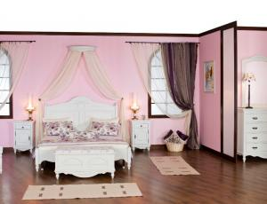 Спальня ЛАВАНДА фабрика Mobex Румыния