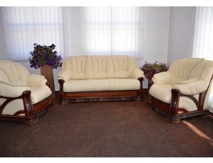 Мягкая мебель BERGAMO фабрика Romeuro Румыния