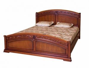 Спальня Валенсия (Темный орех) фабрика M&K Furnitur