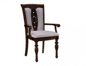 Кресло VENERA обитое (52х565х101 см) цвет: Темный орех (Light Walnut) (по 2шт./кор.)