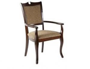 "Кресло ""Royal"" (61х61х98 см) цвет: Темный орех (Tobacco. RY-AC) (по 2 шт./1 кор.)"