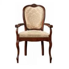 Кресло MIK-2114A Princess цвет: Tobacco - с мягкими сидением и спинкой 2 шт/1 кор 97*575*572