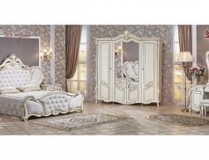 Спальня Беатрис крем фабрика Арида