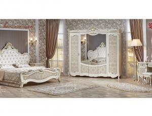 Спальня Констанция крем фабрика Арида