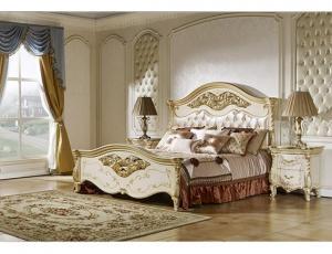 Спальня Вивальди слоновая кость фабрика Sofa-M    (склад)