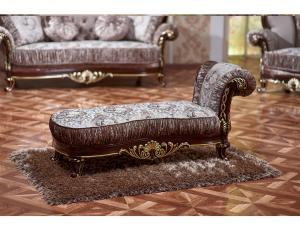 Мягкая мебель Парадиз в цвете каркаса орех фабрика Арида