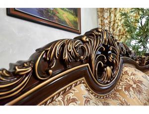 Мягкая мебель Лорд в цвете орех фабрика Арида
