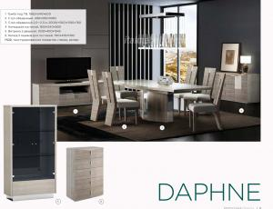 Гостиная DAPHNE фирма Анна Потапова