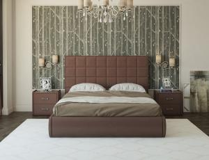 Кровать Quadro фабрика SensorSleep